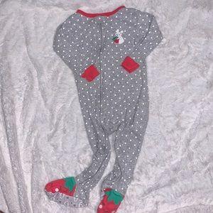 Carter's onesie/ footie(2 for $10)